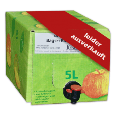 Schweizer Orange (5 l Bag-in-Box)