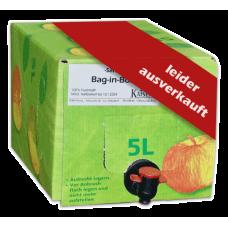 Schweizer Orange (5 l Bag-in-Box)